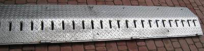 kolczatka parkingowa GRAFITA